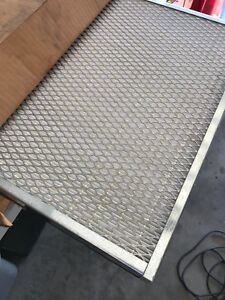 Nordson Final Panal Filter For 500 Series Powder Coating 101432b New