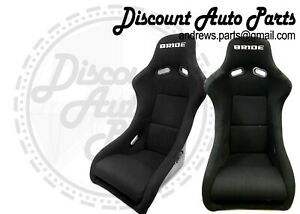 Bride Zeta 2 Two Black Seats Low Max Jdm Bucket Racing Seats Jdm Pair Vios Zieg