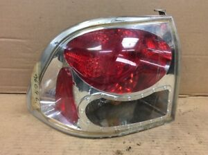 96 97 98 99 00 Civic 4dr Left Taillight Combination Lamp Used Aftermarket