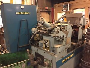 Cincinnati No 2 Centerless Grinder 1966 Serial Number 2m8h5s 93