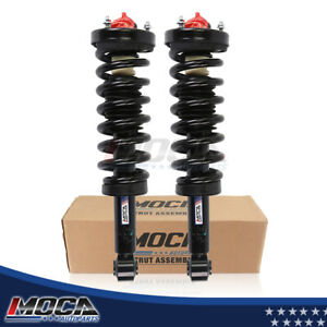 2 Front Shocks Struts Assembly Kit For 2009 2010 2011 2012 2013 Ford F 150 4wd