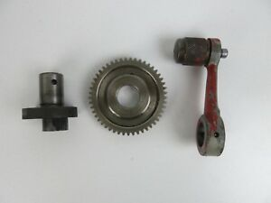 South Bend Heavy 10 10l Lathe Apron Idler Gear Shifter And Lever Assembly