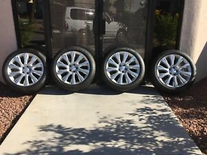 2016 Land Rover Range Rover 21 Genuine Oem Factory Take Off Wheels Rims Tires