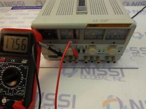 Tenma 72 2080 Portable Adjustable Power Supply