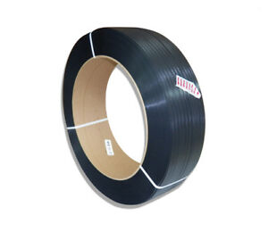 Plastic Strapping 68h 10 1122 Polypropylene Coil 2200 Ft