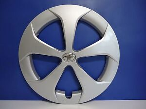 Toyota Prius Factory Wheel Hubcap Cover 15 2010 2014 P N 42602 47060 Genuine
