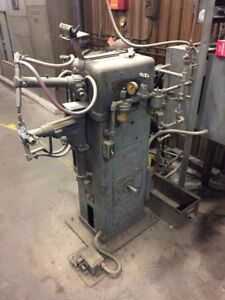Acme Spot Welder 30kva Serial 3768 Manufacturing Date 2 12 1930 See Photos