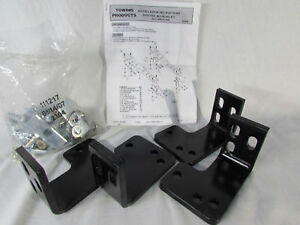 Reese 30080 Fifth Wheel Hardware Installation Kit 04 10 Ford F150 no Rails