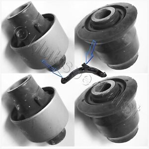 Front Lower Control Arm Bushing For 2000 01 02 03 04 05 2006 Mazda Mpv Set Of 4