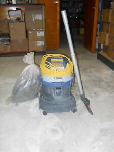Nilfisk Eliminator Commerical Vacuum Cleaner With Hepa