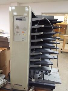 Standard Horizon Collator Qc p8