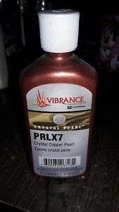Ppg Vibrance Crystal Pearl Crystal Copper Pearl Prlx7