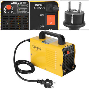 Arc 250 160a 110 240v 2p Welder Inverter Cutter Welding Machine Ac Dc Welder Gl