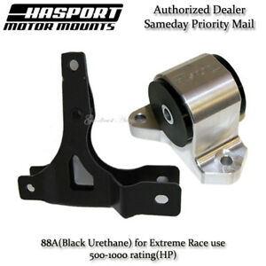 Hasport 90 97 Accord 92 96 Prelude H F Series Rear Engine Mount W Bracket 88a