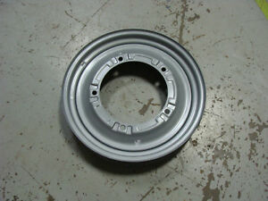 New 9n 2n 8n Ford Tractor Front Rim Restoration Quality 4 00x19 Tire Oem
