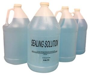 4 Gallons Of Sealing Solution For Pitney Bowes dm Series Preferred Postage