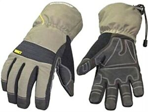 Glove Waterproof Winter Xt Med Partno 11 3460 60 m By Youngstown Glove Co Sin