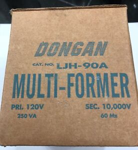 Dongan Oil Furnace Ignition Transformer