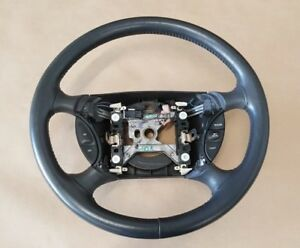 2003 2004 Ford Mustang Cobra Svt Steering Wheel Double Wrapped Leather Oem