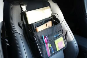 Car Front Seat Organizer Travel Storage Bag Holder Auto Accessories