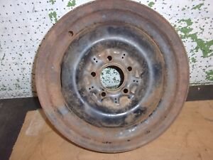 1953 Dodge Wheel 15 15x5 Rim Plymouth Chrysler Pickup Desoto 1949 1954 1955 F