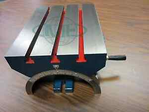 15 x10 Adjustable Angle Plate heavy Duty 45 Degree Both Sides hapc 1510 new