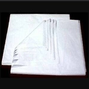 Crown Display Gift Wrap Tissue Paper 960sheets White 2reams 20x30 Decoration