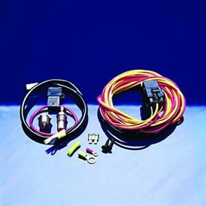 Griffin Electric Fan Wiring Harness For Combounit 185 Degree Temp Sensor Pf 91ch
