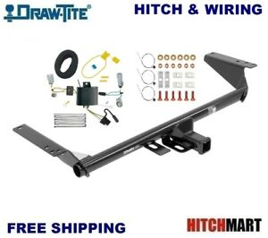 Class 3 Trailer Hitch Wiring For 2017 2019 Chrysler Pacifica Lx Touring