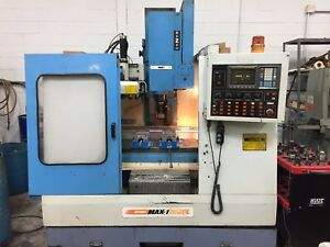 Ycm Supermax Max 1 Rebel 3 axis Cnc Vertical Machining Center