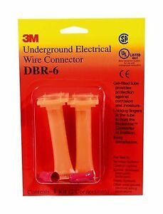 3m Dbr y 6 Kits Dbr y 6 Electrical Connectors