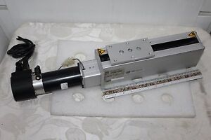 Isel automation 230001 0300 Linear Motion 300mm Mcg 2234 m4915 Motor Encoder