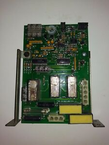 Powcon 101320 002r Rev C Auxiliary Power Assembly Board For 300se refurbished