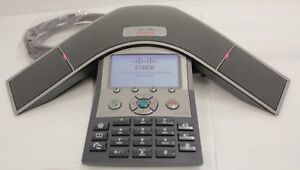 Cisco Cp 7937g Poe Ip Conference Station Polycom Voip Phone