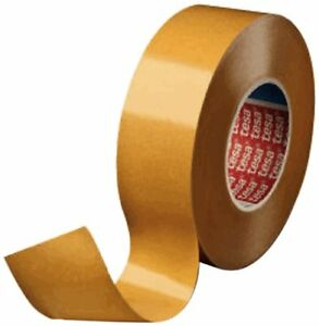Tesa 4970 Tackified Acrylic Double Sided Filmic Tape With High Adhesion 60 Yard