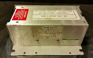 Micromass Waters Quattro Ultima Rf Lens Generator P422211a Mass Spectrometer