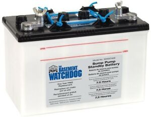 Basement Watchdog Big Standby Battery