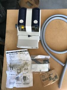 Essential Industries Dilution Control System Wall Mount Unit 2 Discharge Tubes