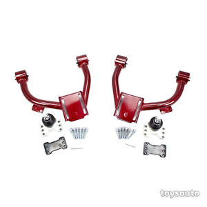Godspeed 2pc Front Upper Camber Control Arm For Accord 98 02 Tl 99 03 Cl 01 03