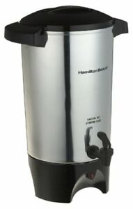 Industrial Commercial Coffee Pot Large Maker Urn Server Brewer Catering Buffet