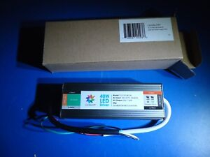 Cleanlife Cl clp 40 24 24v 40w Power Supply Ip66 Led Driver Water