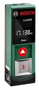 Bosch Japan Zamo Laser Distance Measurer Meter Diy 65 Feet 20 Meters