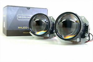 Bi Led Morimoto M Led Mled Low And High Beam 3 Inch Projector