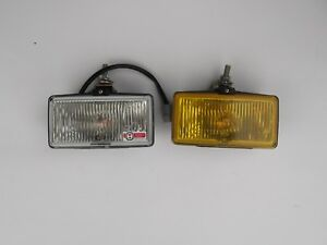 Fog Lights For Lada 2101 2107 2121 Square white Or Yellow