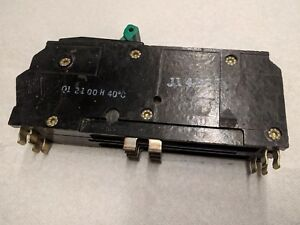 Used Square D Q12100 Circuit Breaker 240 Volt 100amp