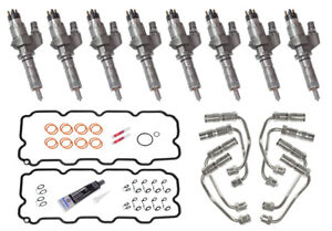 2001 2004 5 Duramax Lb7 Injector Replacement Kit Refurbished