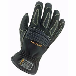 Ergodyne Fire Rescue Performance Gloves Black Large 730