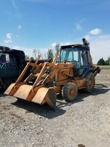 Case 580l Backhoe Parts
