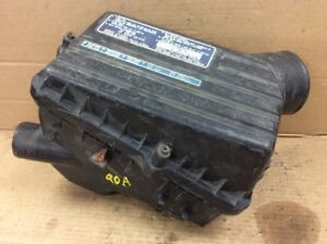 90 91 92 93 Accord Air Intake Cleaner Filter Box Assembly Used Oem
