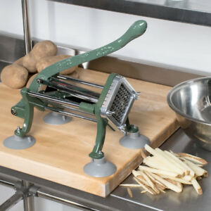 Choice 3 8 Potato French Fry Cutter With Suction Feet